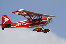 1/6 Scale Citabria Pro Aerobatic Plane Plans, Templates, Instructions