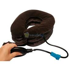 SN9F Head Pain Cervical Neck Traction Pillow Inflatable Support Brace Device
