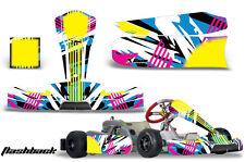 Tony Kart AMR Racing Graphics Mini Kid Kosmic Cadet Sticker Kits MAX Decals FB