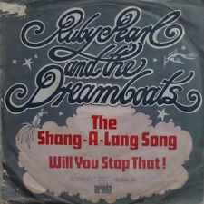 """7"""" 1974 RARE GLAM VG++ ! RUBY PEARL : Shang-A-Lang Song"""