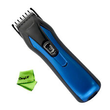 Rechargeable Cordless Precision Men's Hair Shaver  Trimmer Clipper with Scissor
