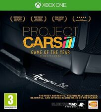Project CARS - Game of the Year Edition (XBOX ONE) BRAND NEW SEALED