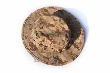 NWT NWU Type II Navy Seal AOR1 desert marpat Boonie Hat SUN COVER size LARGE