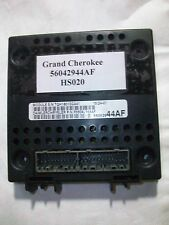 2002 JEEP GRAND CHEROKEE JUNCTION BOX BCM MODULE BODY CONTROL 56042944AF #HS020