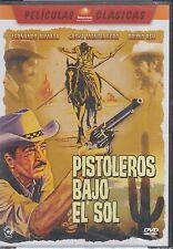 DVD -  Pistoleros Bajo El Sol NEW Peliculas Clasicas FAST SHIPPING!