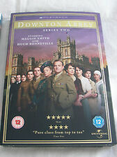 DOWNTON ABBEY Series Two MAGGIE SMITH 4-Disc DVD