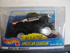 "2000 MONSTER JAM 1:43 SCALE "" AMERICAN GUARDIAN "" TRUCKS CARS"