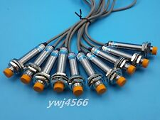 10Pcs new LJ12A3-4-Z/BX Inductive Proximity Sensor Detection Switch 200mA NPN