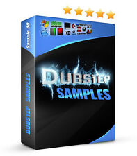 6.5GB Dubstep Hip Hop Funk Samples Drums Bass Synth Loops Pad Guitar Vocals Lead