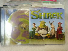 SHREK MOTION PICTURE SOUNDTRACK C.D.NEW