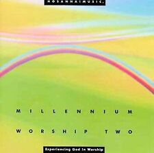 Millennium Worship Two (LIKE NW CDs 2 Discs) Lincoln Brewster, Darrell Evans !!!