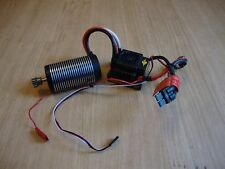 1/8 CASTLE CREATIONS MAMBA MONSTER 150A ESC AND 2200KV MOTOR POWERFUL COMBO