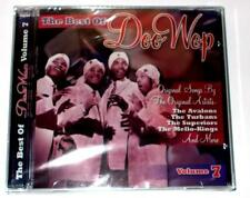 The Best Of Doo Wop Volume 7 Crests Monarchs 5 Satins Dell Vikings CD New Sealed