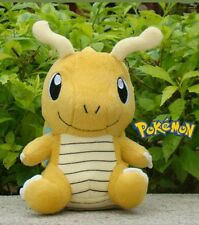 "Pokemon Plush 7"" DRAGONITE Stuffed Animal Doll Toy Yellow Dragon Pokémon Go USA"
