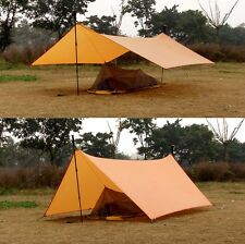 Ultralight Outdoor Camping Hiking Mesh Tent  Vents Mosquito net Insect Nets