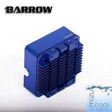 Barrow DDC Pump Blue Housing Heatsink Mod Kit  Water cooling