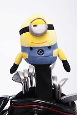 Custom Made Stuart in Minions Golf Head Cover for Fairwood Wood #5