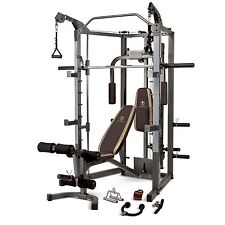 Combo Smith Machine Free Shipping NEW