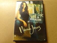 MUSIC DVD / NORAH JONES: LIVE IN NEW ORLEANS