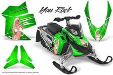 SKI-DOO REV XP SNOWMOBILE SLED GRAPHICS KIT WRAP DECALS CREATORX YRG