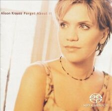 ALISON KRAUSS: Forget About It  (CD,1999,Rounder) Ghost In This House, 10 more!