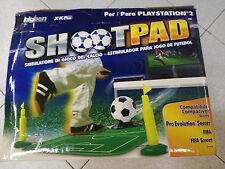 Sony PLAYSTATION 2 * shootpad FOOTBALL GAME CONTROLLER PAD * ps2 NUOVO IN SCATOL