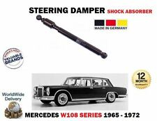 FOR MERCEDES W108 S CLASS 1965-1972 NEW STEERING DAMPER SHOCK ABSORBER