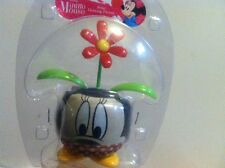 Solar Dancing Minnie Mouse Pot W/Red Daisy