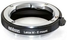 Metabones Adapter Leica M an Sony E-Mount