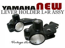 YAMAHA TW200 XT125 XT200 XT250 XT500 HANDLE BAR LEVER HOLDER 1PAIR [ORX]