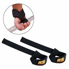 Weight Lifting Straps Weight Bar Straps Training Wrist Support Gym Gloves HG-610