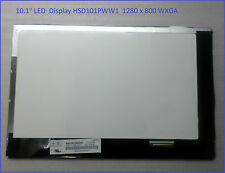 "ASUS tf300 tf300t tf300tg HannStar 10.1"" display a LED hsd101pww1 WXGA lucentezza"