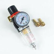 AFR2000 Air Filter Regulator Compressor Oil water separation 6mm Brass fittings