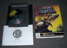 Atari falcon 030 ordinateur boxed game robinson's requiem cd rom 1993 silmarils