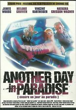 DVD - ANOTHER DAY IN PARADISE avec JAMES WOODS, MELANIE GRIFFITH / COMME NEUF