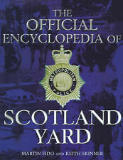 The Official Encyclopedia of Scotland Yard by Keith Skinner, Martin Fido (Har...