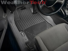 WeatherTech® All-Weather Floor Mats - Honda Civic Sedan - 2006-2011 - Black