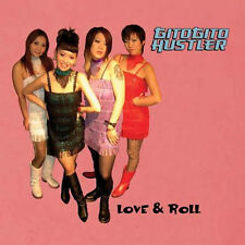 Gitogito Hustler Love and Roll CD Japanese Punk Pop Gearhead Records Girl Groups