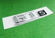 Car chrome GTS GT S for C E S ML GLK Emblem Badge Sticker