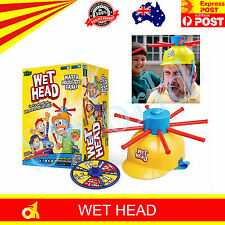 Wet Head Game Water Roulette Fun Family Party Game Kid Adult Toy Gift