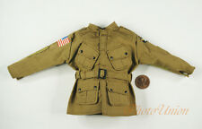 1/6 Scale Action Figur 101st Airborne Combat Shirt Blouse Jacket Uniform DA311