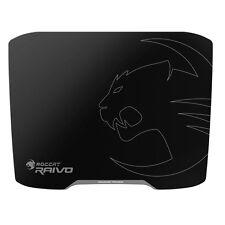 NEW! Roccat Raivo High Velocity Gaming Mouse Mat Pad Midnight Black