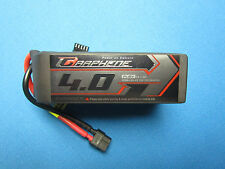 TURNIGY GRAPHENE PRO 4000mAh 4S 15C LIPO BATTERY 14.8V XT60 QUAD FPV MULTI RC