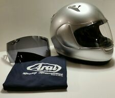 Arai Quantum 2 Motorcycle Helmet(Near mint)