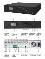 16 Channel DVR Sicurezza CCTV VIDEO RECORDER, 1080p, HDMI, ALARM, e-mail, CLOUD P2P