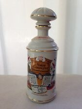 NC Whiskey Decanter 1975 (empty)