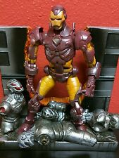 HASBRO MARVEL LEGENDS IRON MAN SERIES 8 COMPLETE FIGURE