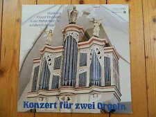 Konzert für Zwei Orgeln Kloster Einsiedeln Winfried Berger Ulrich Grosser PFEYLL