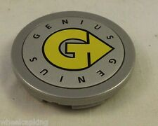 Genius Wheels Silver Custom Wheel Center Cap Caps # PCH61 NEW!