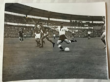 photo press football  World Cup 1958  France-Allemagne 22/6/1958  (6-3)    335